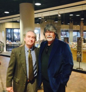 CMHOF with Alabama's Randy Owen